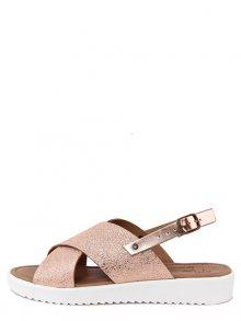 Miss Butterfly Dámské sandály MB129_LIGHT_ROSE
