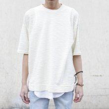 Tričko Chiné Light Stone béžová XL