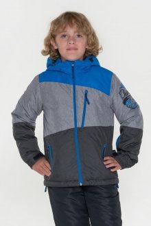 Sam 73 Chlapecká zateplená bunda Sam 73 modrá jasná 116