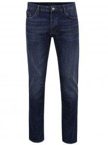Modré pánské džíny Cross Jeans Tapered