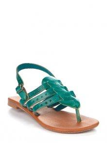 Gio&Mi Dámské sandály V18-4 _TURQUOISE