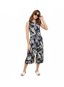 Tropical culotte overal