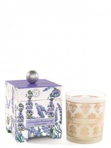 Michel Design Works Vonná svíčka ve skle - Levandule a rozmarýn, 397 g\n\n
