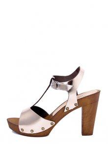 Marradini Dámské sandály na podpatku 900_210_LAM_TORTORA