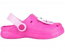 Coqui Dětské pantofle Hoppa 9381 Fuchsia 102208 23-24