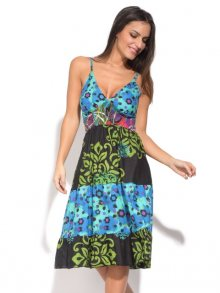 Rainbow Chic Dámské šaty\n\n