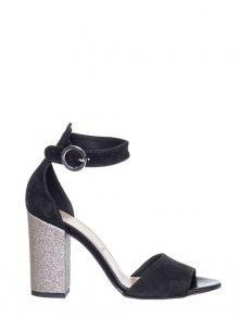 Loretta Pettinari Dámské sandály na podpatku\n\n
