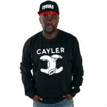 Cayler & Sons No. 1 Crewneck Black - 2XL