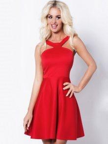 Cocoviu Dámské šaty S19D_red