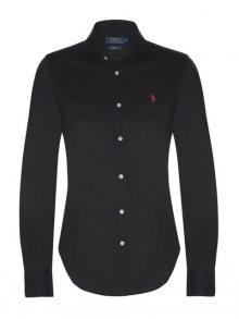 Černo-červená prémiová košile od Ralph Lauren Velikost: L