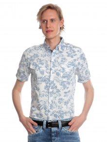 Brave Soul Pánská košile Galvani_ss15 bílá\n\n