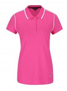 Růžové dámské polo tričko Nautica