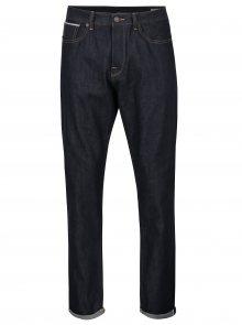 Tmavě modré džíny Selected Homme Tapered-Toby