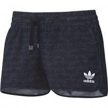 adidas Denim R Shorts modrá 34