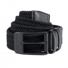 Under Armour Mens Braided 2.0 Belt černá 32