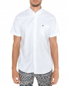 Košile Lacoste | Bílá | Pánské | L