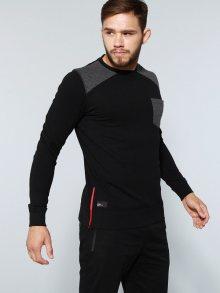 Diverse Pánské tričko 10028354_Black