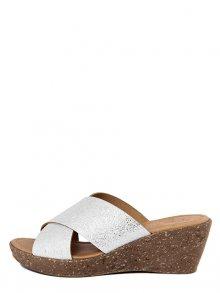 Miss Butterfly Dámské sandály MB150_SILVER