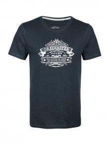 DreiMaster Pánské tričko 56707155_flaschengrün