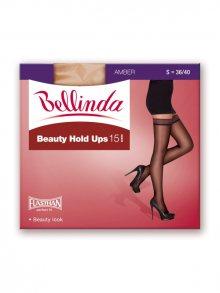 Bellinda Samodržící punčochy BEAUTY HOLD UPS 15 DEN\n\n