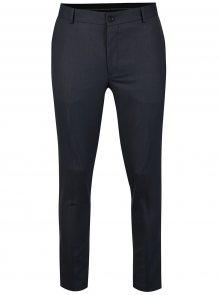 Tmavě modré kalhoty Jack & Jones Roy