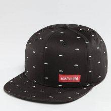 Snapback Capstar černá Standardní