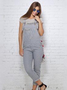 Peace&Love by Calao Dámské kalhoty TC4535PE NEGRO