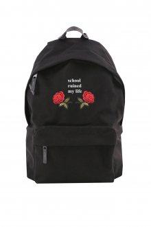 Batoh Simple School Roses Patch