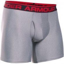 Under Armour Original 6 Boxerjock šedá S