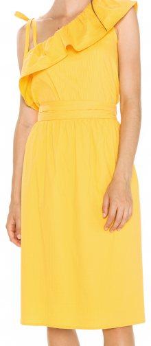 Sia Sukně Vero Moda   Žlutá   Dámské   L