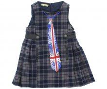 Šaty dětské John Galliano | Šedá Vícebarevná | Dívčí | 6 měsíců