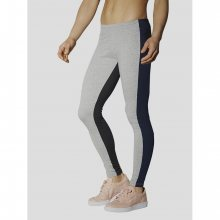 Reebok F Fitness Leggings šedá S