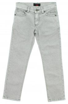 Jeans dětské John Richmond | Šedá | Chlapecké | 6 let