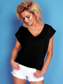 Knits Dámské tričko K103 BLACK\n\n