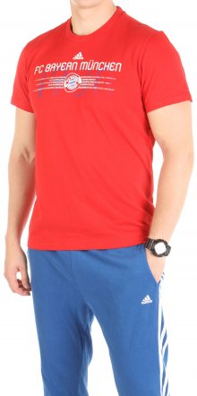 Pánské bavlněné tričko Adidas
