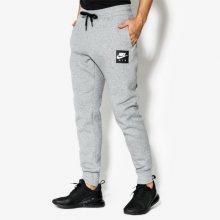 Nike Kalhoty M Nsw Pant Flc Nike Air Muži Oblečení Kalhoty 928637-063 Muži Oblečení Kalhoty Šedá US L