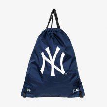 New Era Vak Mlb Gym Sack Nyy Navy New York Yankees Nvywhi Ženy Doplňky Batohy 11587656 Ženy Doplňky Batohy Tmavomodrá ONE SIZE