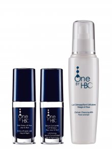 One by HBC Set protivráskové péče Intense Eyes Lifting Treatment, Anti Dark Circles & Puffiness, SLCLY, 15 ml + 15 ml + 150 ml\n					\n
