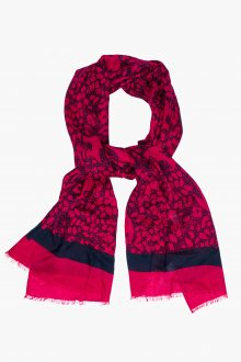GANT O3. DOVES AND BRANCHES SCARF