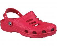 Coqui Pánské pantofle Kenso Work 6303 Red 100204 41
