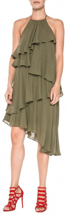 Felice Šaty Vero Moda | Zelená | Dámské | XS