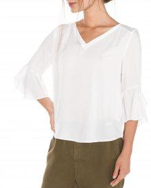 Mina Top Vero Moda | Bílá | Dámské | M