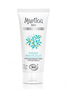 Marilou BIO Pleťová maska s extrakty z Mrtvého moře MASQUE BEAUTE ECLAT, 75 ml\n\n