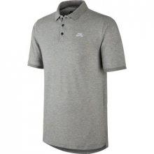 Nike Sb Dri-Fit Pique Ss Polo šedá M