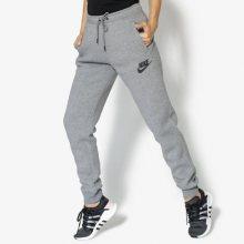 Nike Kalhoty W Nsw Rally Pant Reg Ženy Oblečení Kalhoty 894850-091 Ženy Oblečení Kalhoty Šedá US S