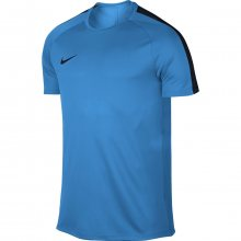 Nike M Dry Acdmy Top Ss modrá M
