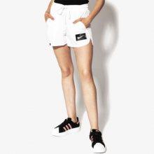 Nike Šortky W Nsw Short Swsh Msh Ženy Oblečení Kraťasy 892923-100 Ženy Oblečení Kraťasy Bílá US S