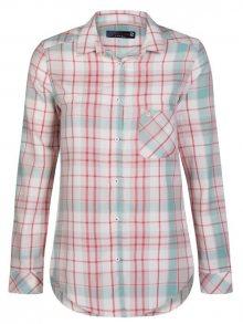 Giorgio Di Mare Dámská košile GI3719832_Ecru/Red/Green\n\n