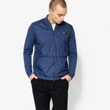 Nike Bunda M Nsw Modern Top Ft Muži Oblečení Podzimní Bundy 886245-471 Muži Oblečení Podzimní Bundy Tmavomodrá US S