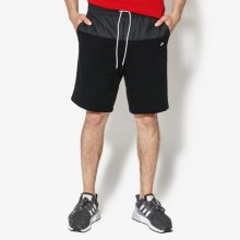 Nike Šortky M Nsw Modern Short Ft Muži Oblečení Kraťasy 886247-010 Muži Oblečení Kraťasy Černá US XL